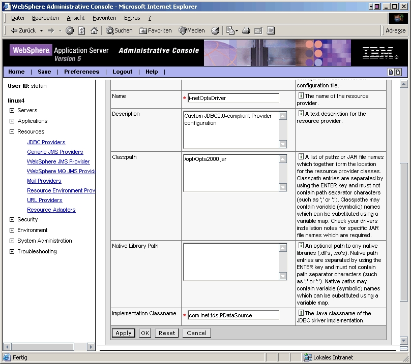 INET SQL JDBC DRIVER DOWNLOAD